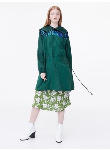 Twist Pardesü Yeşil